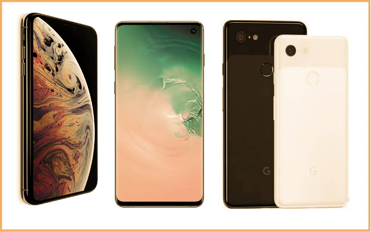 Topmost advanced smartphones of the moment [2020]