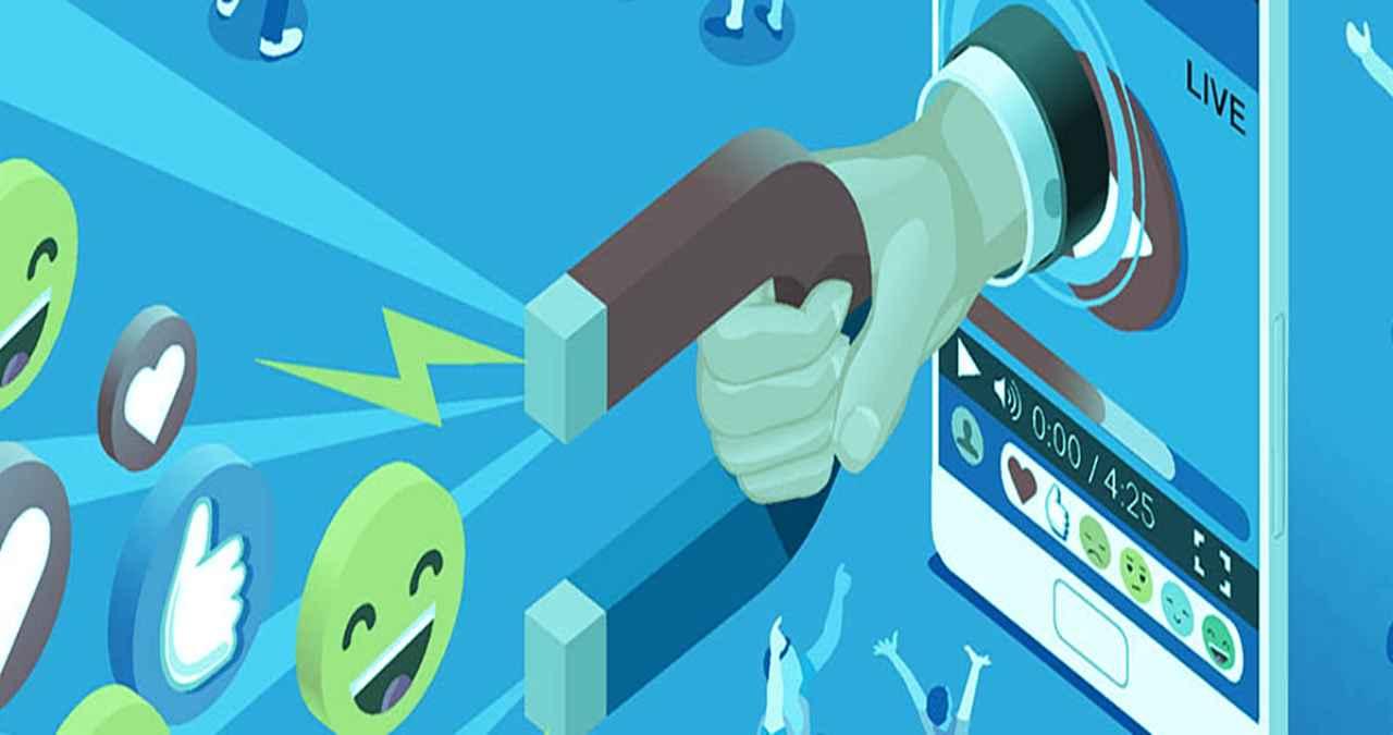 Good Presence On Social Networks