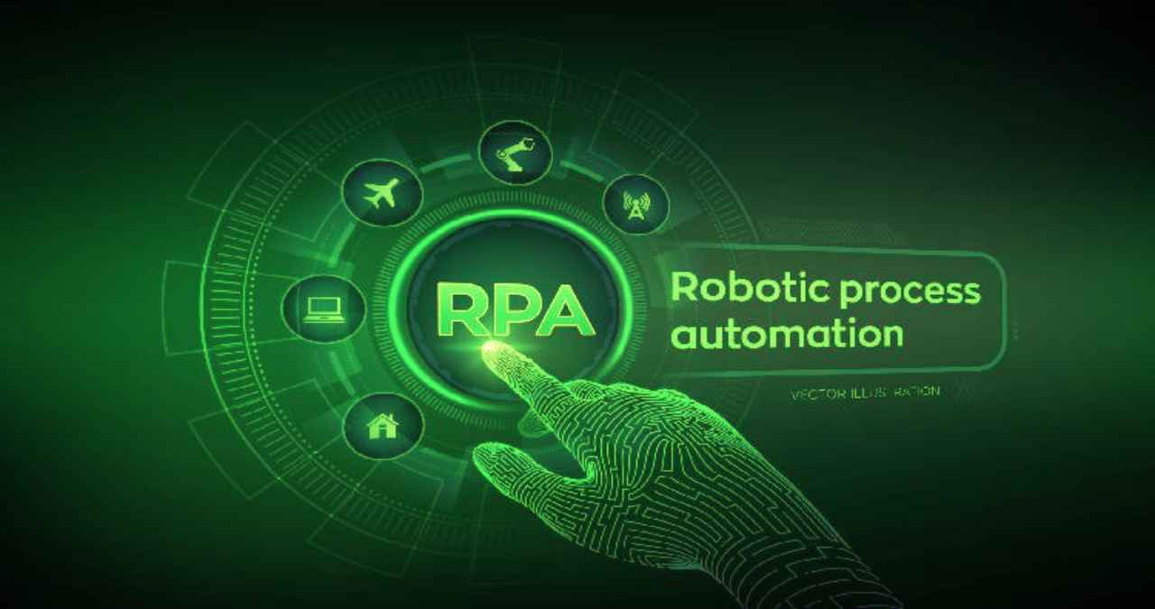 RPA for financial management of the company