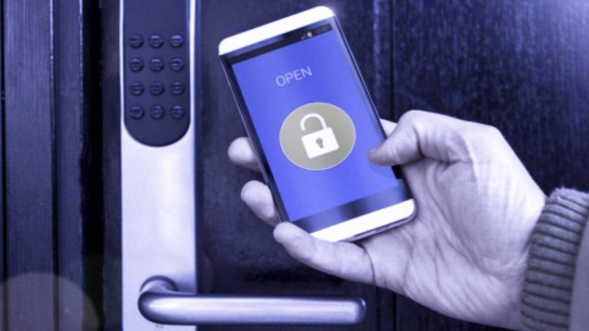 securing access to the smart home