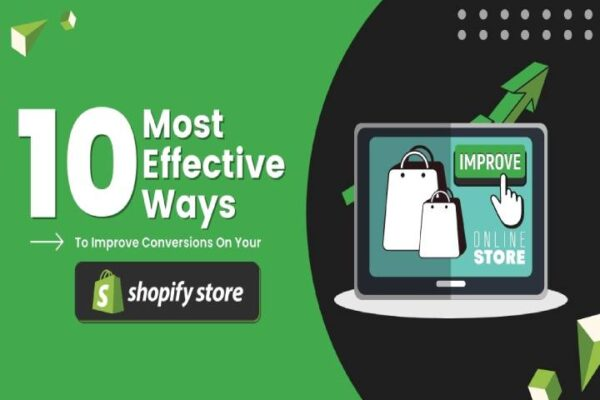 Ten Most Effective Ways To Improve Conversions On Your Shopify Store