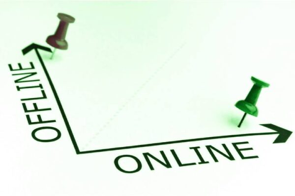 Difference In Online and Offline Marketing