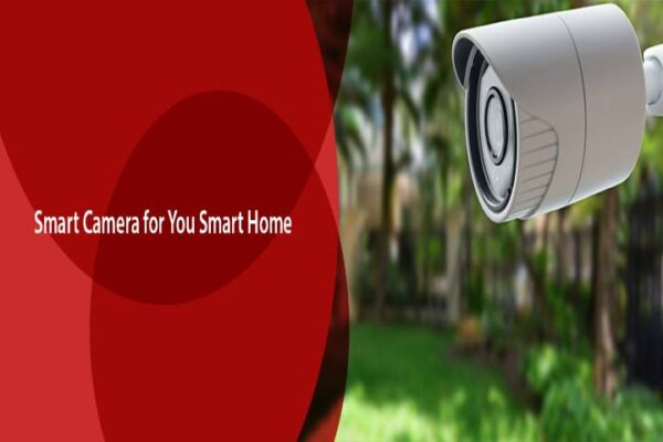 Smart Camera for Your Smart Home