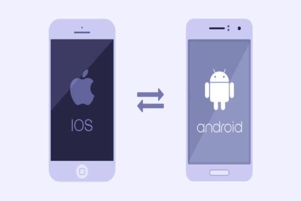 Android To iOS: This Is How You Transfer Your Data