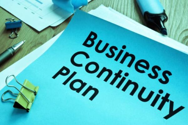 Phases Of A Business Continuity Plan
