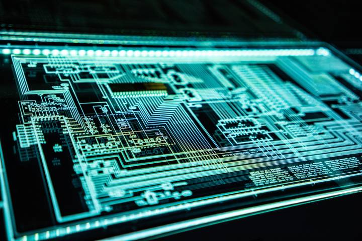 Digital Transformation For Electronic Industry