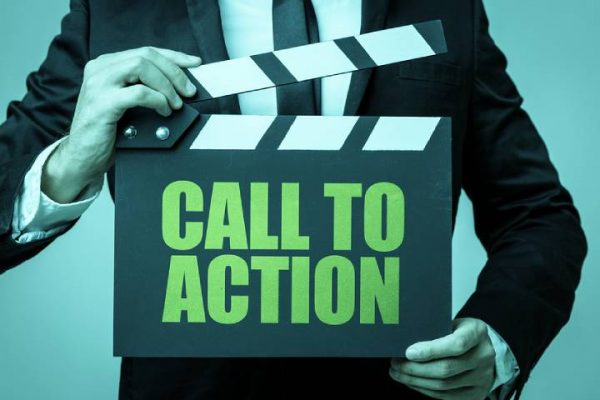 Call To Action – 5 Tips For Inviting Your Customers